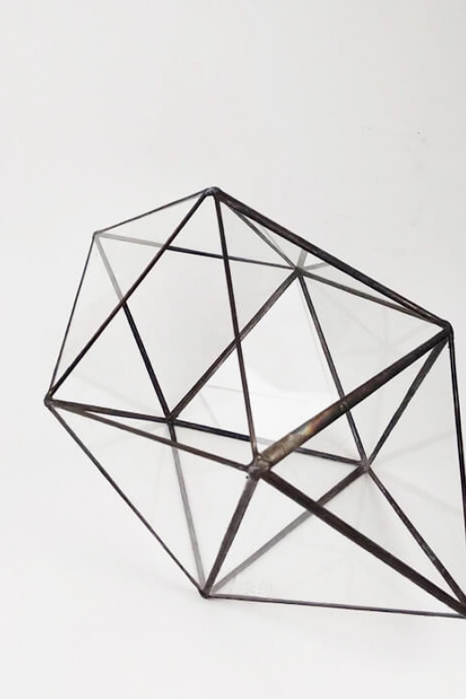 """Флорариум """"кристалл"""" размер М"""