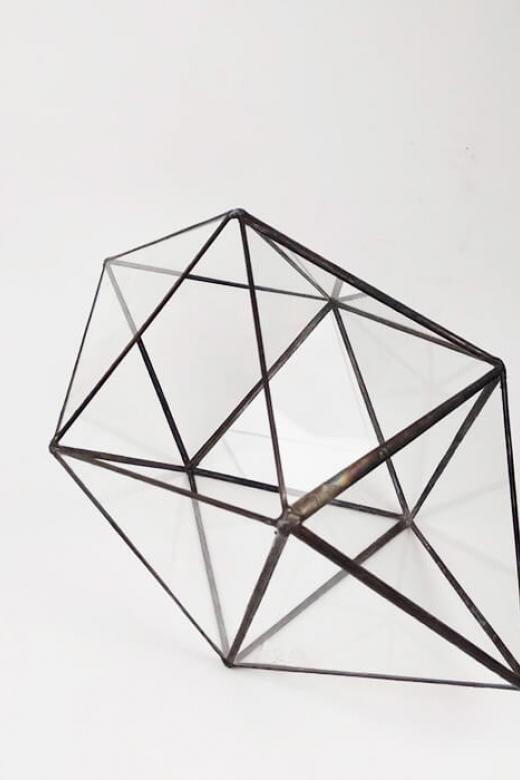 """Флорариум """"кристалл"""" размер L"""