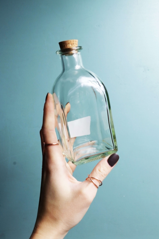 Бутылка стеклянная Boutle