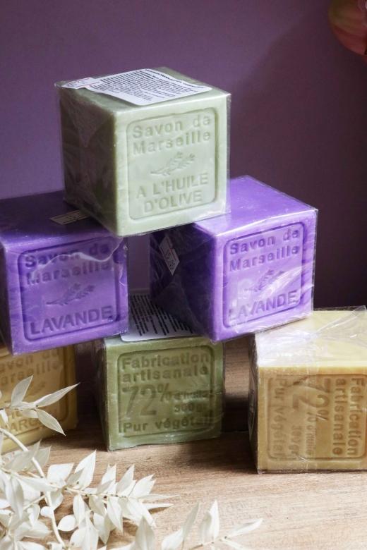 """Французское мыло """"Le Chatelard 1802"""" 300гр"""