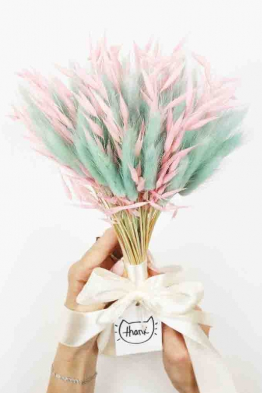 Букетик из  сухоцветов №13