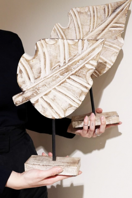 Деревянный лист / интерьерный декор