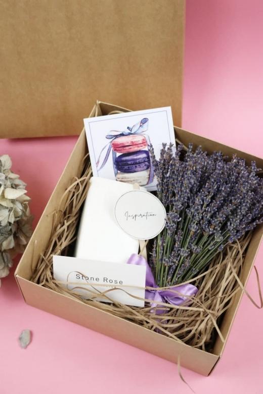 Подарочный набор Lavender BOX №27