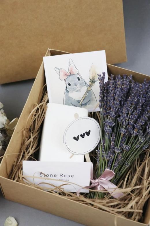 Подарочный набор Lavender BOX №150